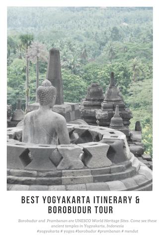 Best Yogyakarta Itinerary & Borobudur Tour