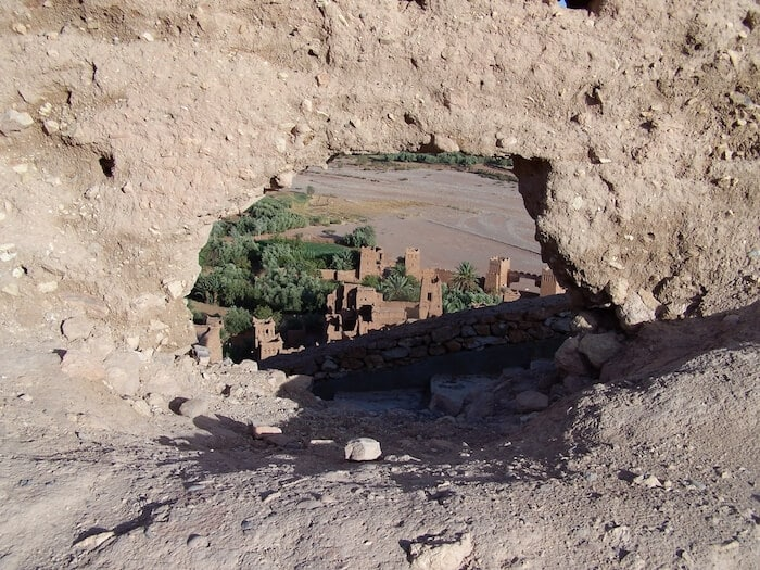 Two weeks in Morocco stop at Ait Behhaddou