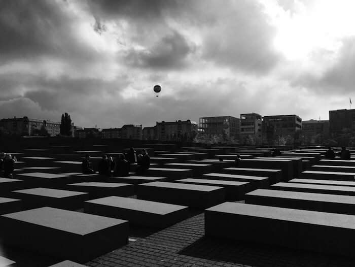 Memorial to the Murdered Jews in Europe