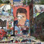 Uloang Graffiti Park Mural
