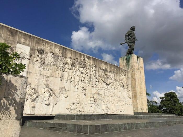 Cuba Itinerary Che Guevara Memorial