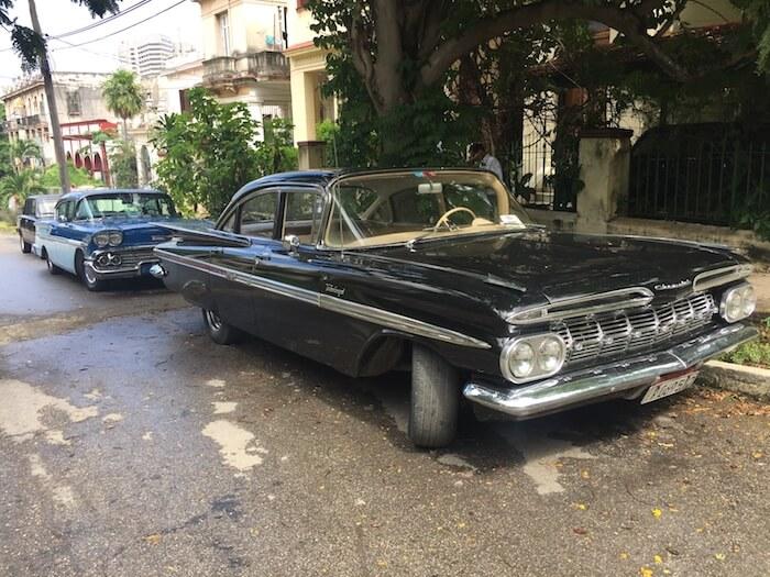 Cuba Itinerary Nostalgic Car
