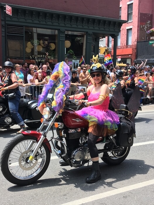 World Pride & Stonewall 50th & Dyke March