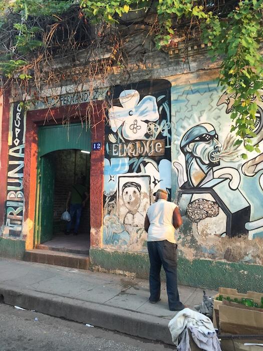 Cuba Itinerary El Mejunje