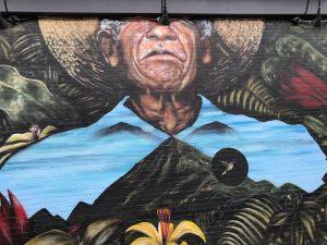 Jersey City Street Art Mural by Mata Ruda