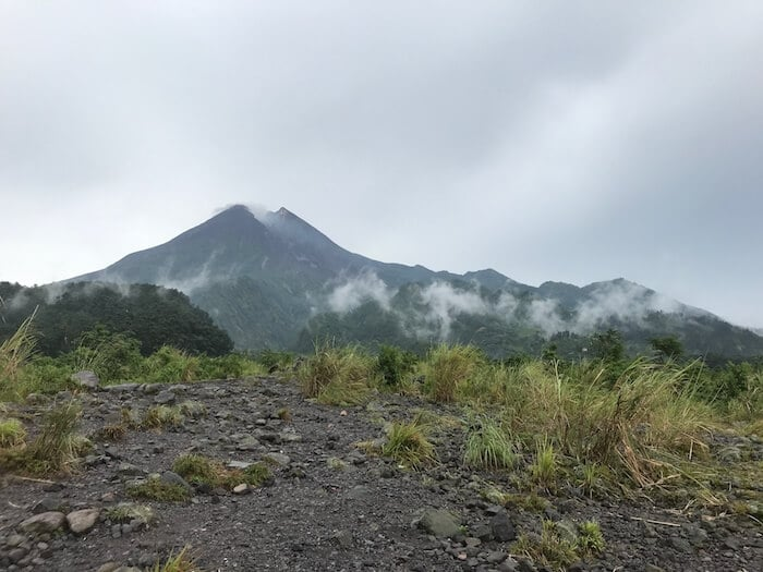 Merapi Volcano Tour. Best things to do in Yogyakarta
