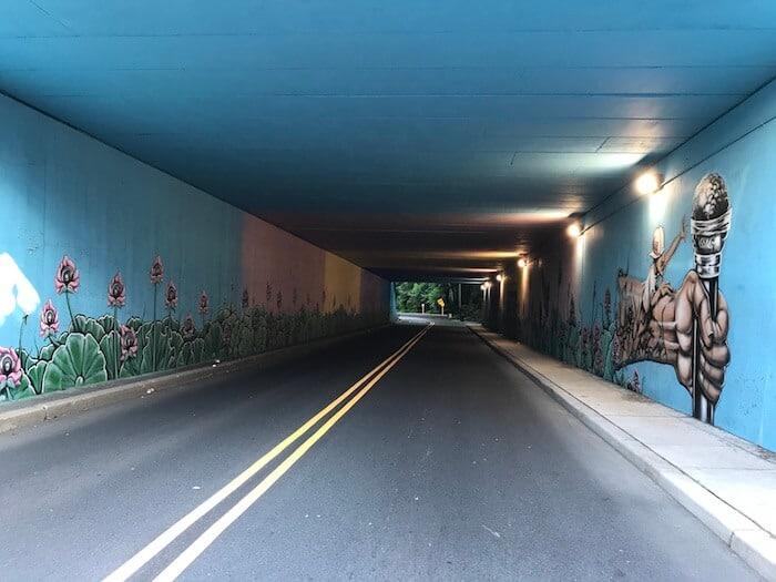 Jersey City Street Art Mural by Will Power