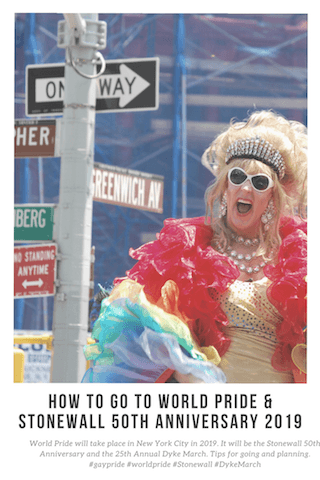 World Pride & Stonewall 50th Anniversary