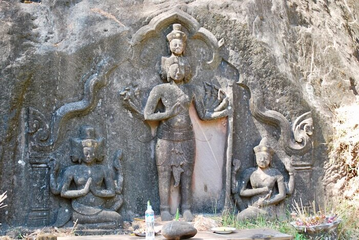Wat Phou Mekong River Cruise Luang Prabang Photos