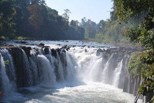 Waterfall Mekong River Cruise Luang Prabang Photos