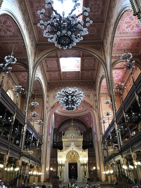 Daheny Synagogue. Best of Budapest 4 Day Itinerary