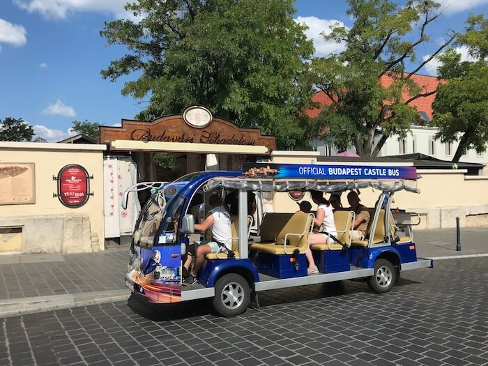 Office Budapest Castle Bus. Best of Budapest 4 Day Itinerary