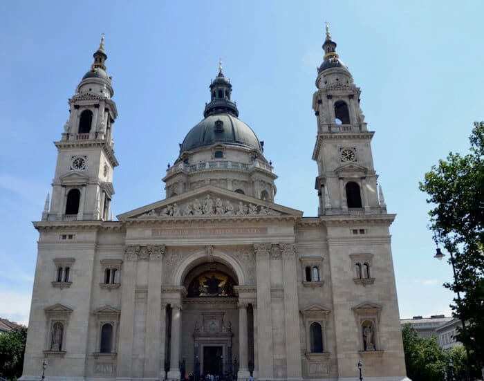 St. Stephens. Best of Budapest 4 Day Itinerary