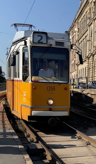 Trolley #2. Best of Budapest 4 Day Itinerary