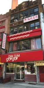 Best Street Art and Dim Sum in Chinatown NYC