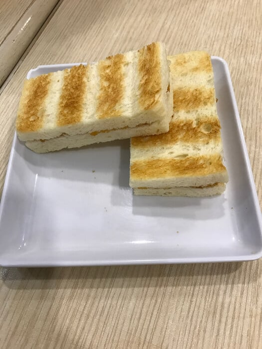 Kaya Toast Crazy Rich Asians Singapore