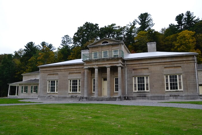 Hyde House. Glimmerglass State Park. Cooperstown NY