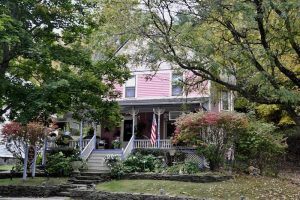 Rose and Thistle B & B. Cooperstown Stay