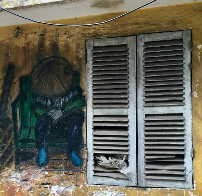 Hanoi Highlights Street Art
