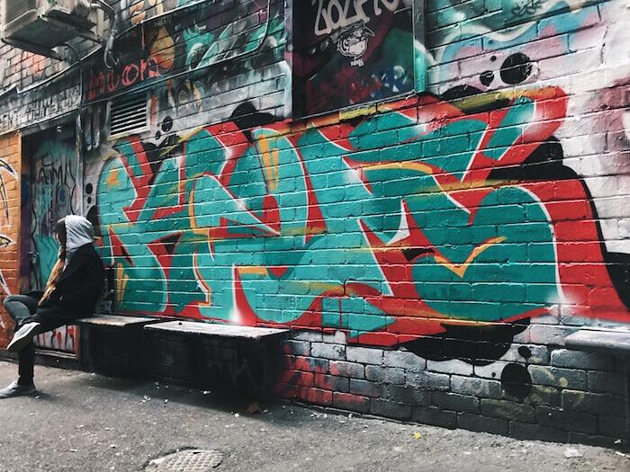 Graffiti Artist Singapore