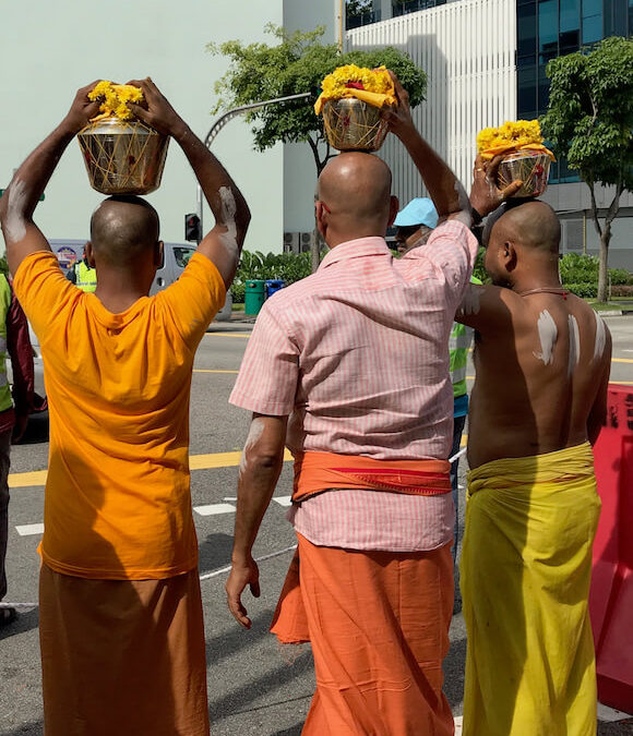 Why You Should See Thaipusam Singapore