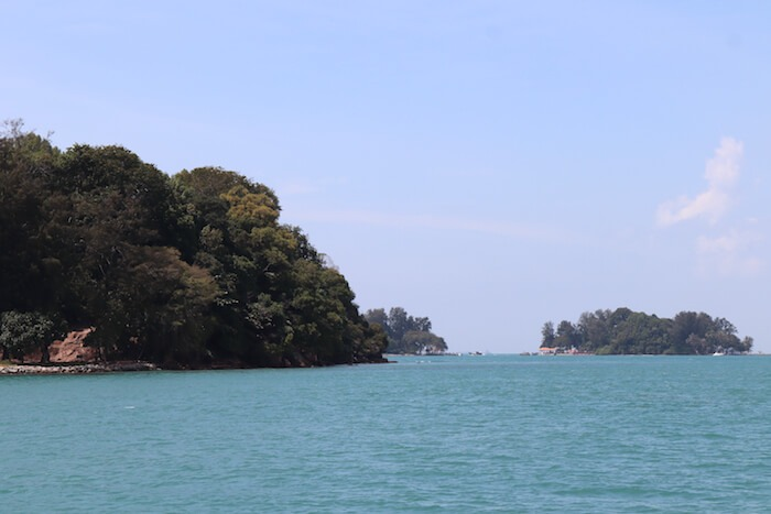 Short Trips from Singapore St John's, Kusu & Lazarus Islands