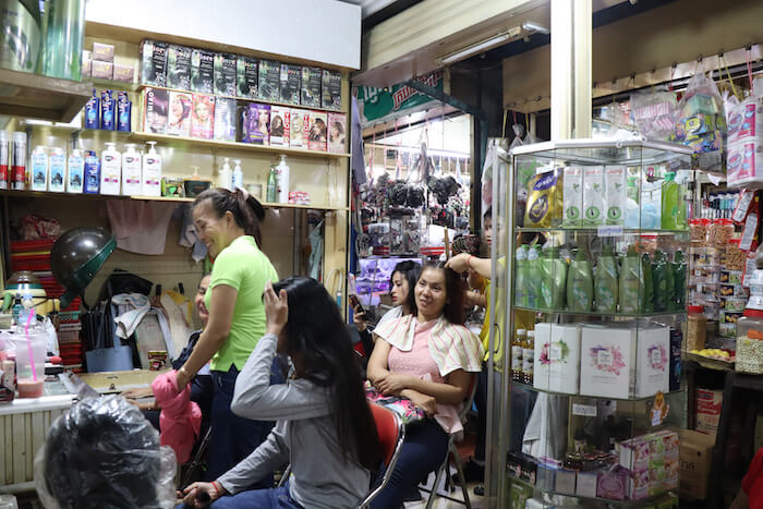 Russian Market Hair Salon Phnom Penh Itinerary for 5 Days in Cambodia & Best Getaway from Singapore