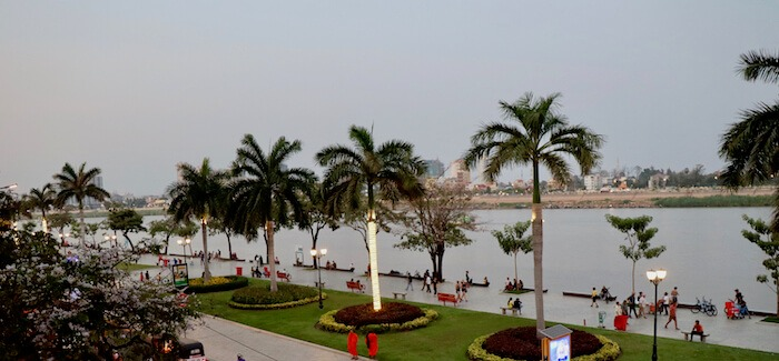 Sisoway Quay. Phnom Penh Itinerary for 5 Days in Cambodia & Best Getaway from Singapore