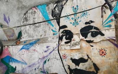 Where to Find Phnom Penh Street Art: Boeung Kak Lake & Street 93