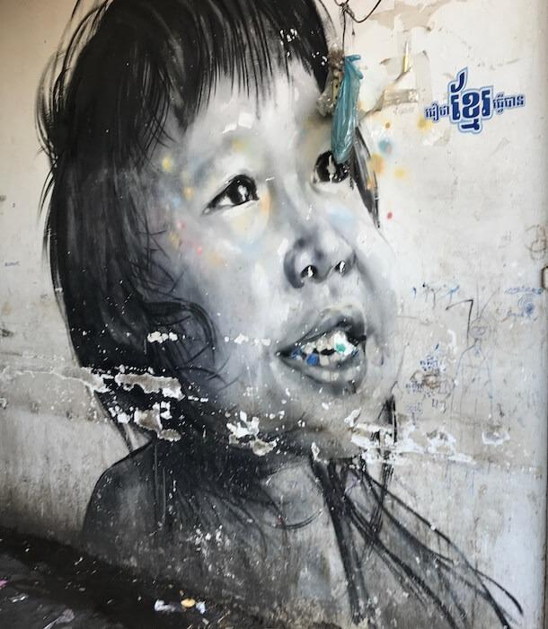 Phnom Penh Street Art