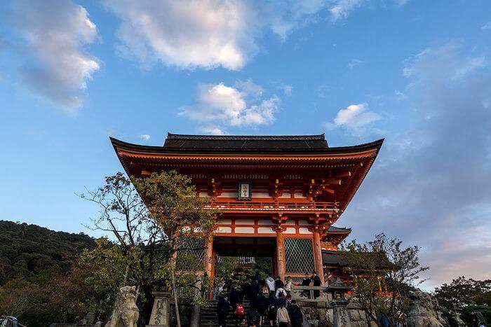 Kiyomizu Dera Temple. Photo by Paul Fournier, Journey Compass