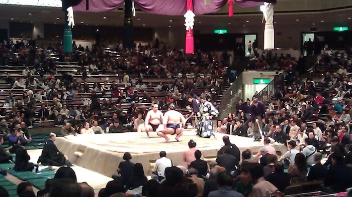 Sumo Wrestling Photo by Matilda of The Travel Sisters