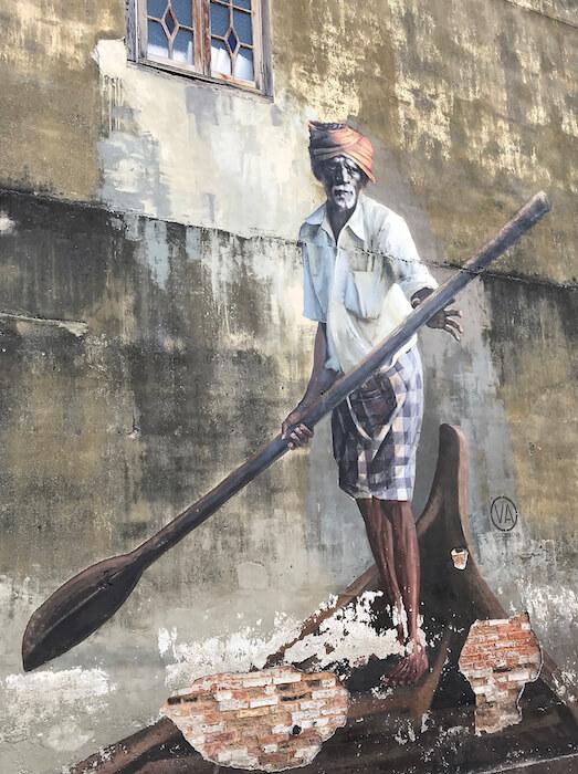 The Best Street Art in Penang: From Street Art Georgetown to
