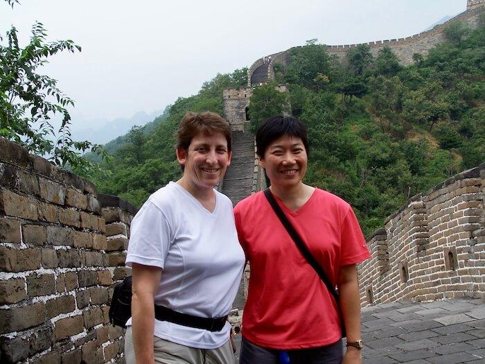 Greta Wall of China