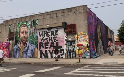 Bushwick Street Art: A Brooklyn Outdoor Gallery