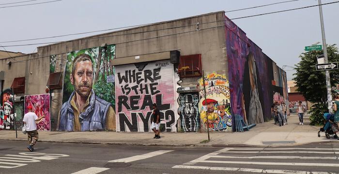 Bushwick Street Art: A Brooklyn Outdoor Gallery
