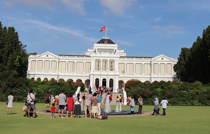 Singapore Istana