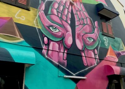 Little India Street Art