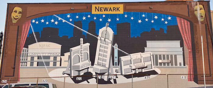 Newark Street Art