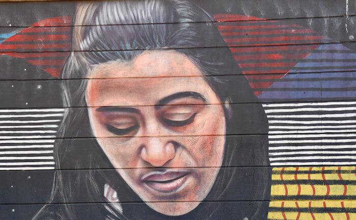 Mata Ruda Street Art