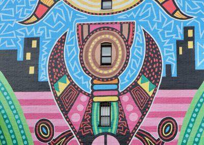 Newark Peace Mural