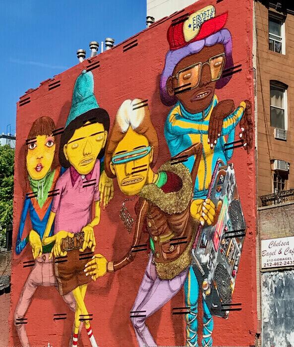 Chelsea NY Street Art