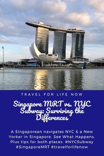 Singapore MRT Pin