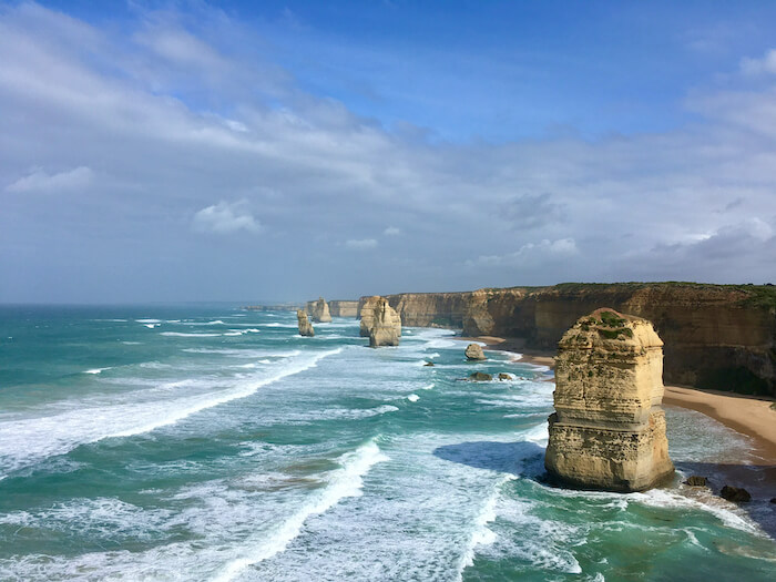 Great Ocean Road's 12 Apostles