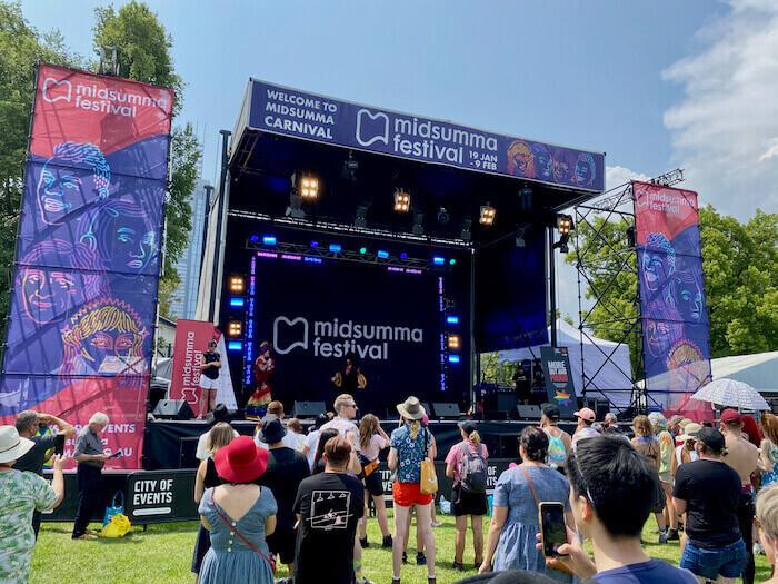Melbourne's LGBTQ+ Midsumma Festival