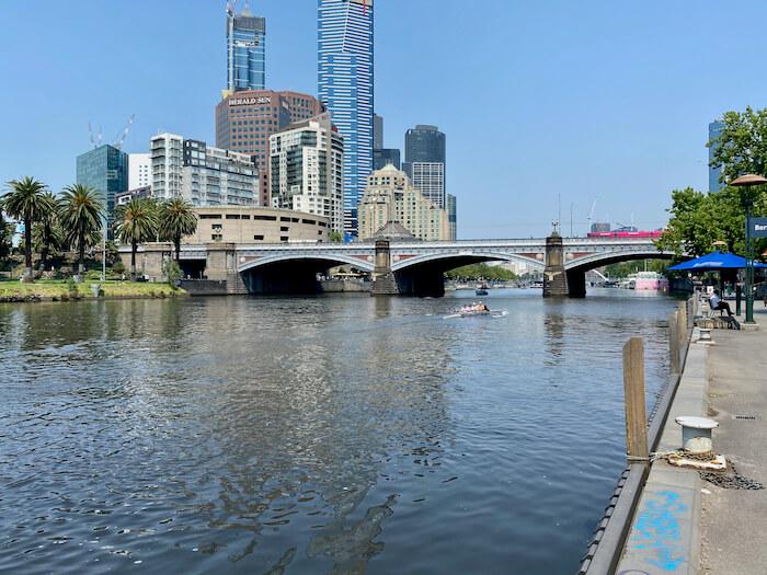 Yarra River Melbourne