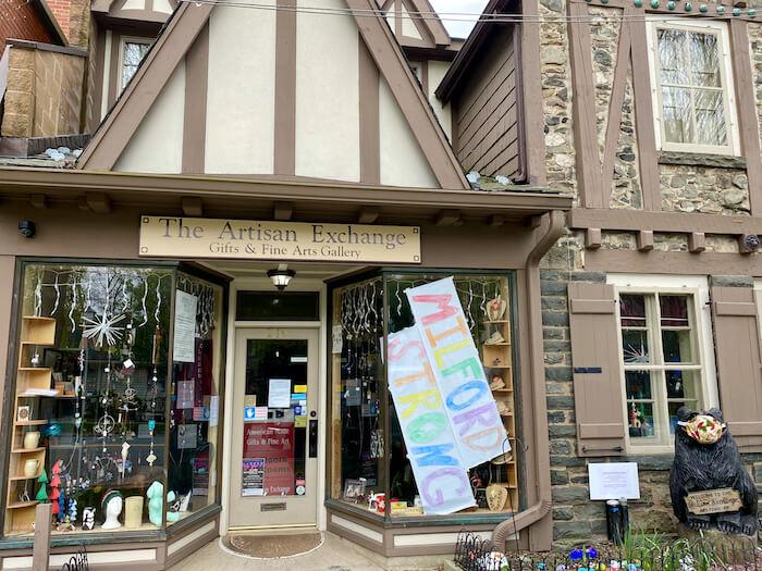 Milford PA Artisan Exchange